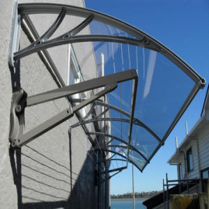 Front Back Porch Polycarbonate Outdoor Canopies pictures & photos