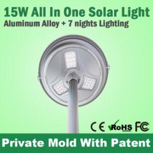 All in One 15W Solar Garden Light Home Light Solar Spot Light pictures & photos
