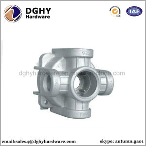 Custom Made Brass Stainless Steel Casting Mechanical Parts Auto Parts pictures & photos