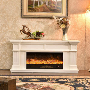 Modern Furniture Heater Electric Fireplace with Ce Certifitate (343S) pictures & photos