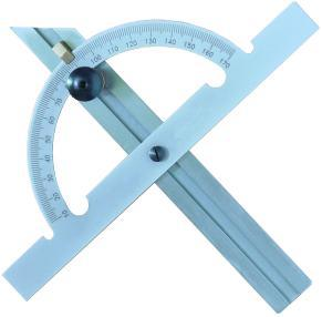 Measuring Tool Adjustable Protractor (P7008-001) pictures & photos