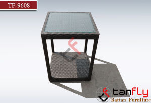 New Design Clearance Patio Rattan Coffee Table pictures & photos