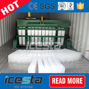 High Efficiency Block Ice Machine for Pakistan pictures & photos