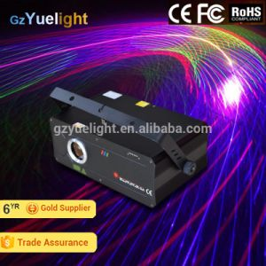 Yuelight Factory Price 500MW Panchromatic Animation Laser Projector pictures & photos