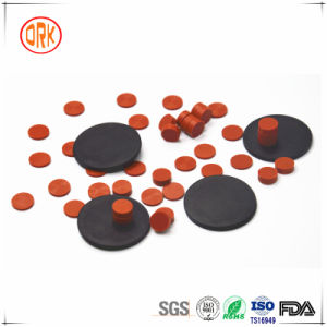 Red Flat HNBR Low Temperature Resistance Rubber Gaskets for Pneumatic Sealing pictures & photos