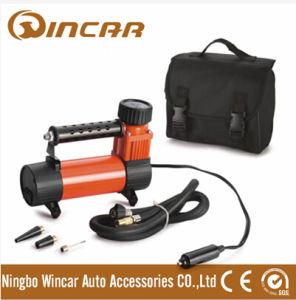 DC12V Car Air Compressor Portable Air Pump Tire Inflator (w2020p) pictures & photos