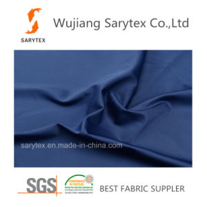 100% Polyester Satin Fabric/Pongee Fabric/Taffeta Fabric for Downproof Garment pictures & photos