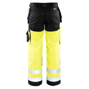 Reflective Trousers High Visibility Reflective Tape Work Safety Pants pictures & photos
