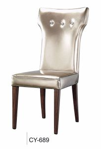 Wooden Like Hotel Leisure Dining Chairs pictures & photos