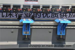 We67k 125t/3200 Electro-Hydraulic Dual Servo Synchronous CNC Press Brake pictures & photos