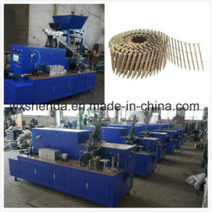 Automatic High Speed Coil Nail Collator pictures & photos