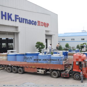 Pit Type Furnace Heat Treatment Furnace for Quenching, Annealing, Tempering pictures & photos