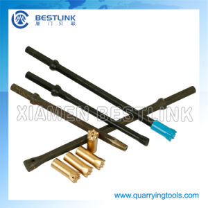 China High Quality Taper Drill Rods for Bits pictures & photos