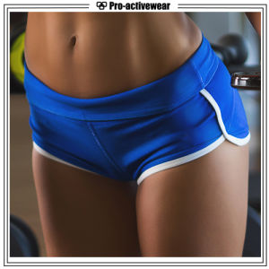 Women′s Compression Shorts Fitness Wear Yoga Pants pictures & photos