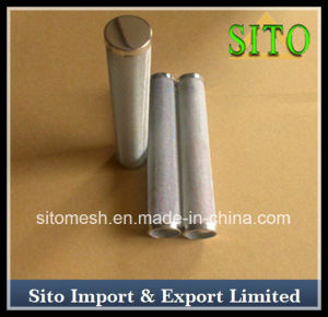 Stainless Steel Cartridge Filter/Wire Mesh Cylinder