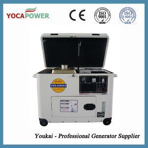 2-10kVA Air Cooled Generator Prices Manufacture Silent 5kVA Diesel Generator pictures & photos