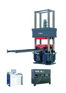 Compression Testing machine TIME YAW-5000F pictures & photos