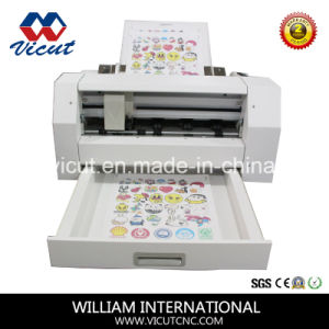 Sheet to Sheet Label Vinyl Label Cutting Machine (VCT-LCS) pictures & photos