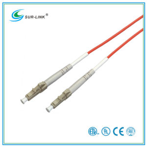LC/PC-LC/PC mm 62.5/125 Simplex 2m Fo Patch Cord pictures & photos