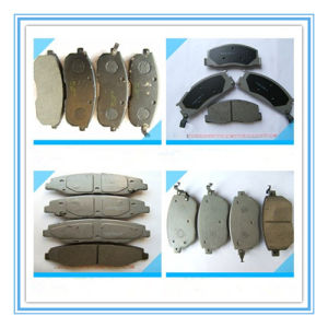 China Auto Safety Brake Pad pictures & photos