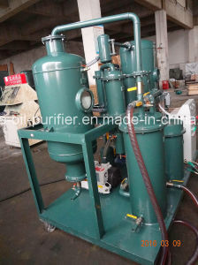 TYC Lubrication Oil Purifier With Vacuum Pump and Infrared pictures & photos