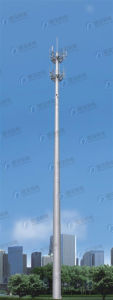 Durable Angle Steel Structure Telecom Tower