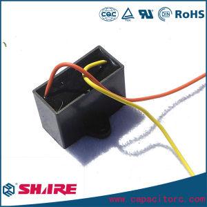 Cbb61 Metallized Polypropylene Film AC Square Type Fan Capacitor pictures & photos
