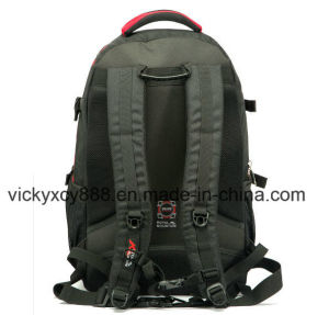 Double Shoulder Outdoor Sports Travel Computer Notebook Backpack Bag (CY3681) pictures & photos