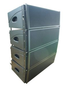 PRO Live Speaker Sound Systems, Dual 8 Inch Two-Way Line Array Speaker Box La-8 pictures & photos