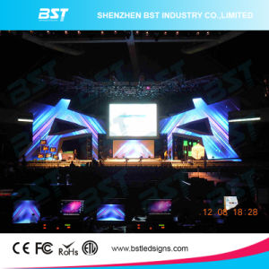 P6mm SMD3528 High Brightness Indoor Rental LED Video Board pictures & photos