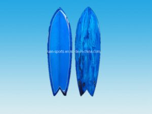 High Performance Drop Stitch Fish Surfboard for Surfing Sup