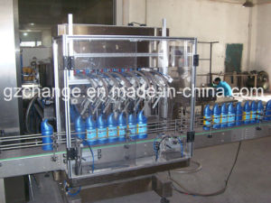 Automatic Shampoo Lotion Bottling Machine pictures & photos
