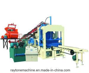 Qt4-15c Automatic Concrete Block Machine Hollow Paver Brick Machine pictures & photos