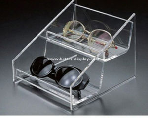 Rotating Eyeglass Display Rack with Logo Btr-E1041 pictures & photos