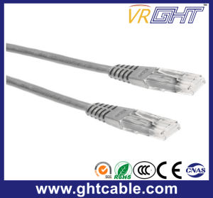 10m CCA RJ45 UTP Cat5 Patch Cable/Patch Cord pictures & photos