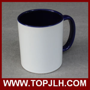 Customed Design Sublimation Printing Blank Colorful Porcelain Cups pictures & photos