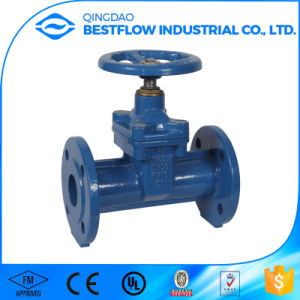 Cast Iron Flanged Gate Valve pictures & photos