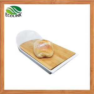 Bamboo & Ceramic Food Serving Board pictures & photos