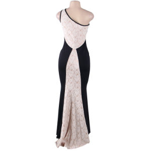 Wholesale Price Sexy Women Prom Long Evening Dress pictures & photos