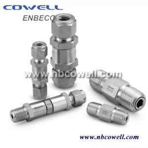 Stainless Steel Flanged Check Valve pictures & photos