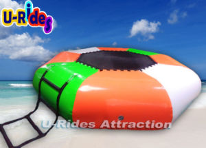 3m Diameter Inflatable Water Trampoline on Water pictures & photos