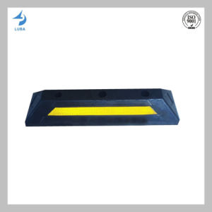 560*160*120mm Rubber Wheel Stopper pictures & photos
