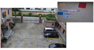 High Speed Outdoor Dome Sony CCD IP Camera (IP-320H) pictures & photos