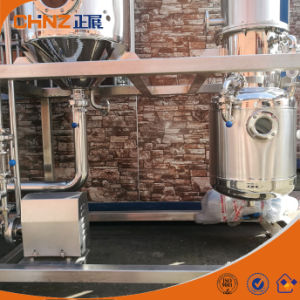 Steam Heating 100L Herb Miniature Extractor and Concentrator Unit System pictures & photos