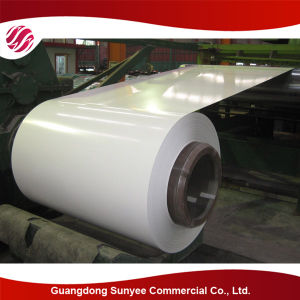 Steel Structure Building Material PPGI Prepainted Steel Coil