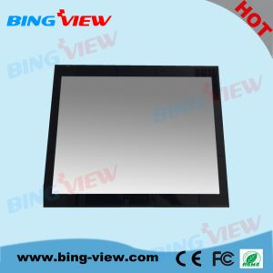 "19""Free Bezel Projective Capacitive Touch Screen Monitor for Commercial Kiosk pictures & photos"