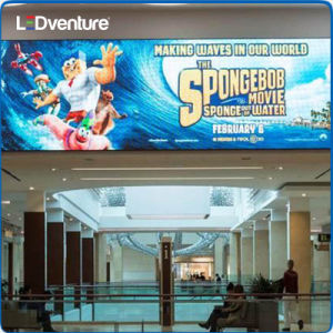 pH4 Indoor LED Full Color Display Screen for Advertising 512*512mm pictures & photos