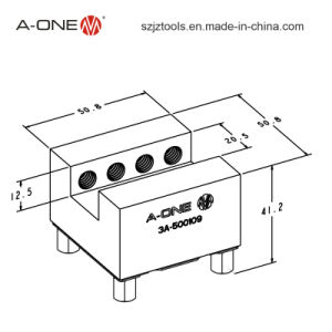 a-One Uniholder Used on Chuck (3A-500109) pictures & photos