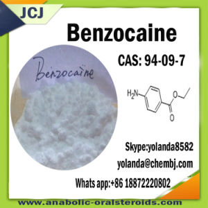 99.5% Purity Local Anesthetic Drug Benzocaine (CAS No. 94-09-7) pictures & photos