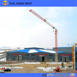 Self-Erection Tower Crane From China Supplier pictures & photos